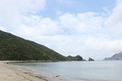 屋鈍浜海水浴場