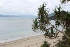 ヤドリ浜海水浴場