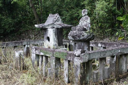 第16回 仏像墓